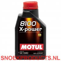 Motul 8100 X-power 10W60 - 1 Liter