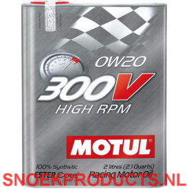 Motul 300V High RPM 0W20 - 2 Liter