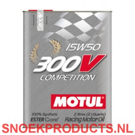 Motul 300V Competition 15W50 - 2 Liter