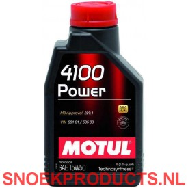 Motul 4100 Power 15W50 - 1 Liter