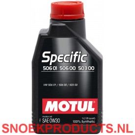 motul specific 506 01 506 00 503 00 0w30 1 liter snoek products. Black Bedroom Furniture Sets. Home Design Ideas