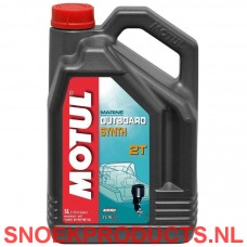 Motul Outboard Synth 2T - 5 Liter