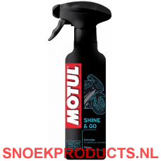 Motul MC CARE ™ E5 Shine en Go