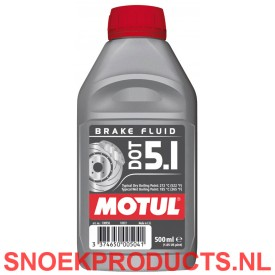 Motul DOT 5.1 Brake Fluid - 0,5 Liter