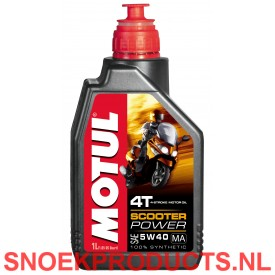 Motul Scooter Power 4T 5W40