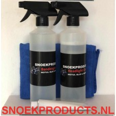 Snoekroducts Car-Motor cleaning set